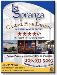 La Spiaggia - Casual Fine Dining on the Waterfront